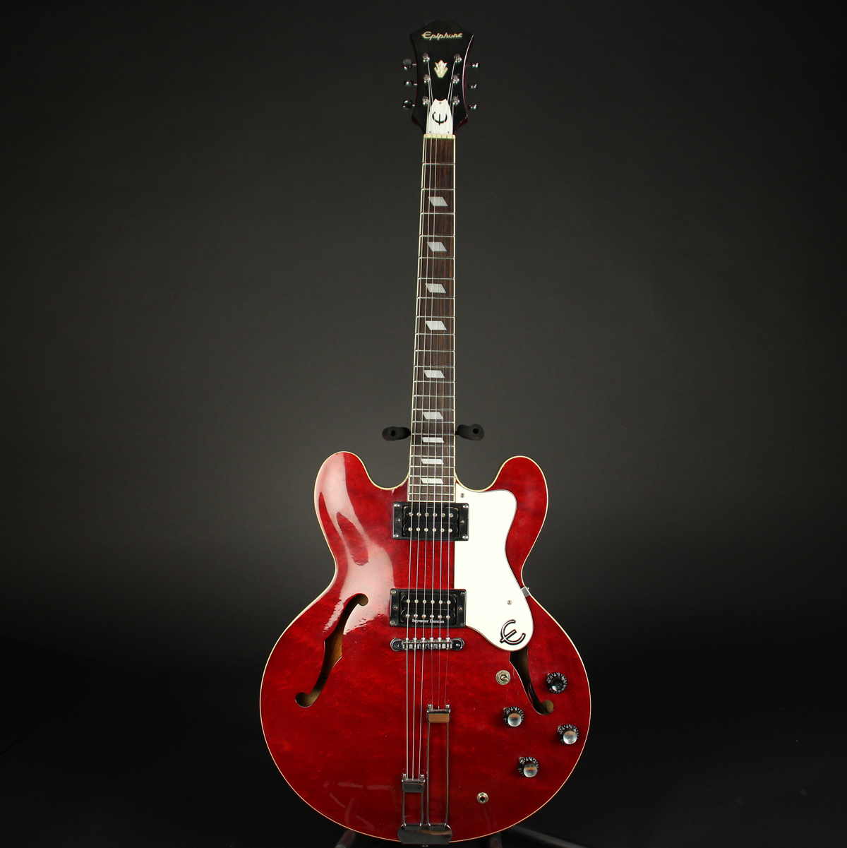 Epiphone Riviera CH whole body 1200