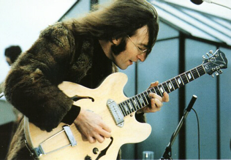 Lennon epiphone roof-casino