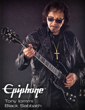 Tony Iommi Epiphone
