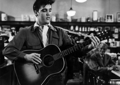 Elvis Gibson j-45